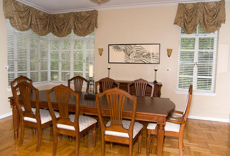 The Inn - Dining Room