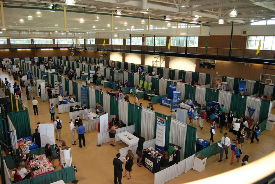 Employers at the 2013 Career Fair