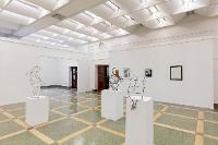 2021 Installation view of Juried Student Exhibition