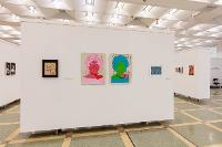 2021 Installation view of Juried Student Exhibiton