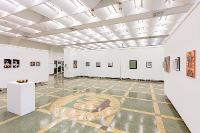 2021Installation view of Juried Student Exhibition