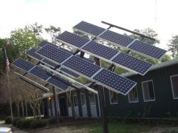 PPS Tracking Solar Photovoltaic Array