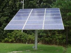 PPS Stationary Solar Photovoltaic Array