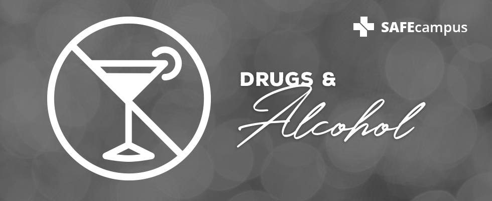 Drugs and Alcohol Header
