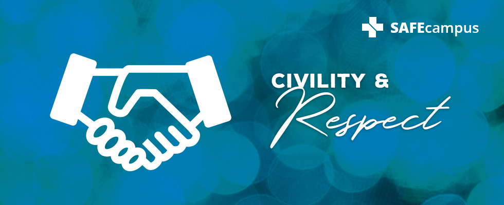 Civility and Respect header