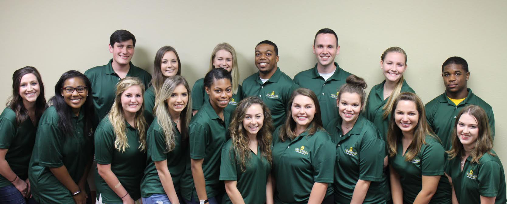 College of Business Ambassadors