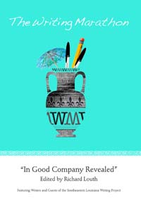 "The Writing Marathon: ""In Good Company Revealed"""