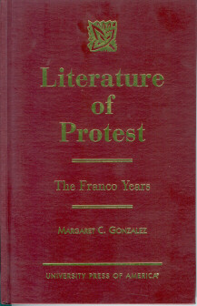 Literature of Protest: Gonzalez-Perez