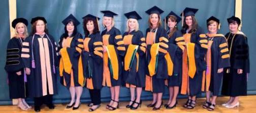 Doctorate of nursing education