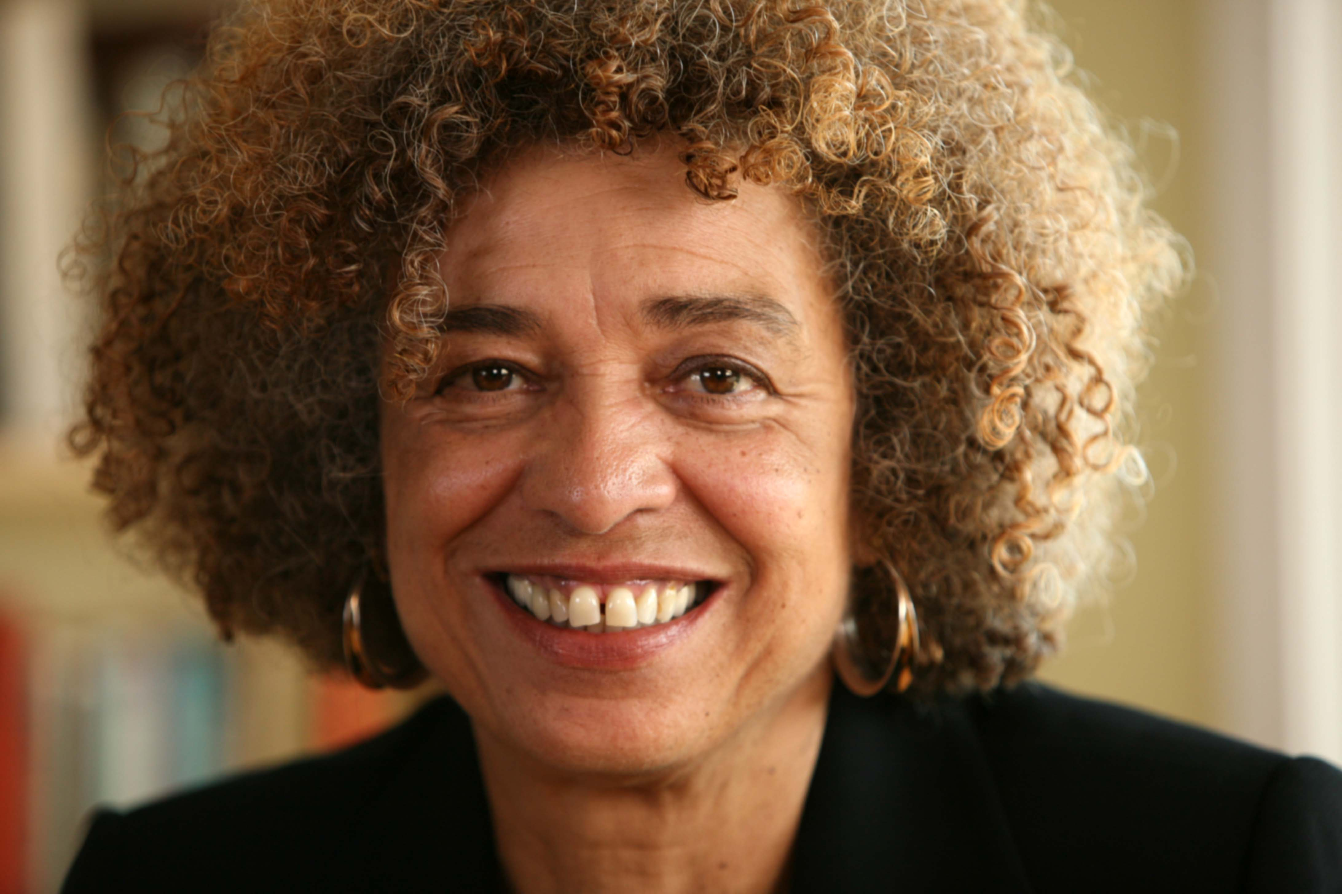 angela davis photo
