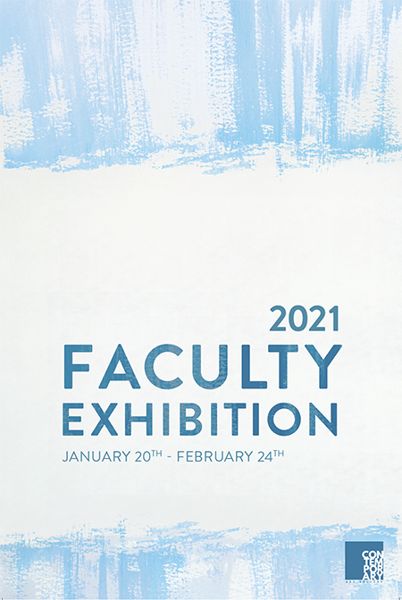 Art + Design Faculty Poster