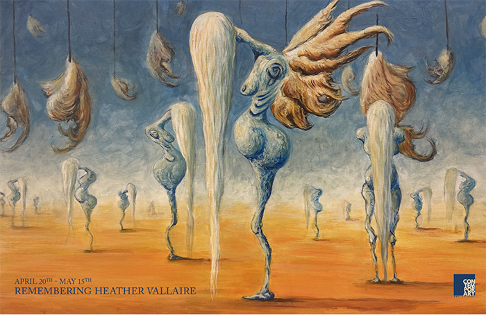 Heather Vallaire Painting