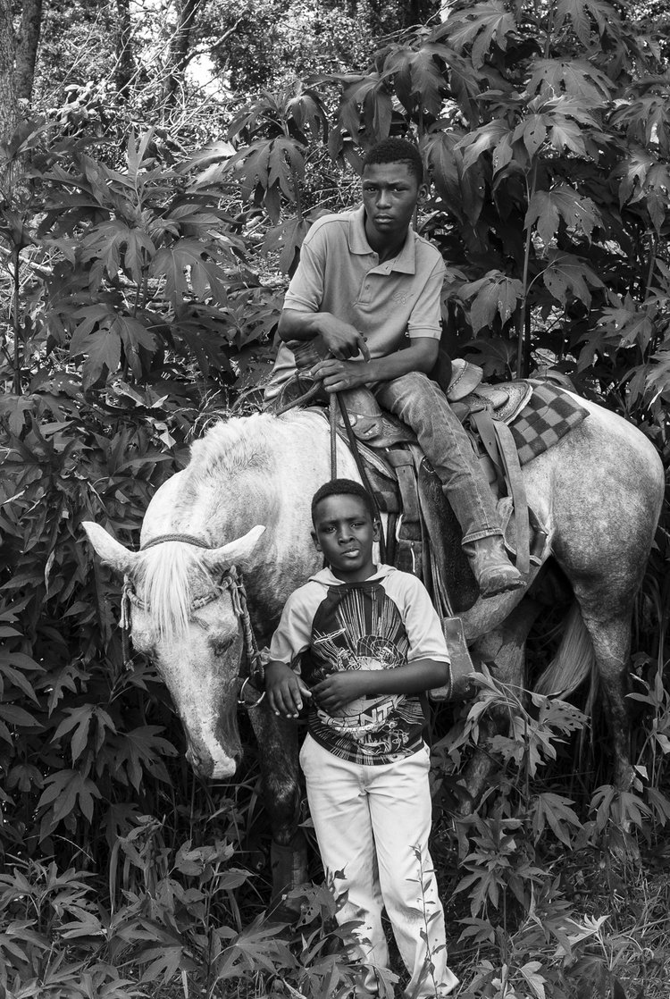 Jeremiah Ariaz, image from Louisiana Trail Riders Series
