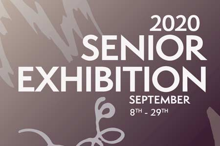Senior Exhibition Flyer