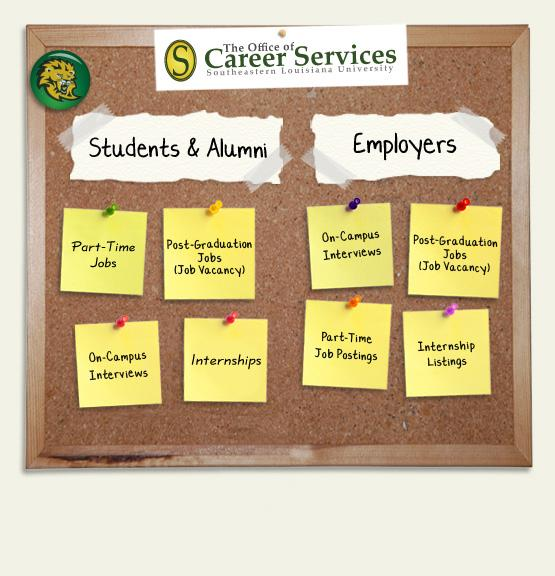Career Services Homepage