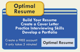 Optimal Resume