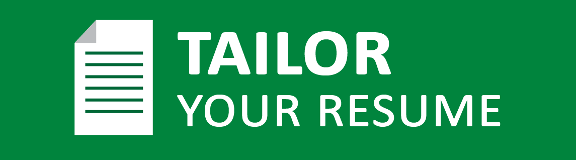 tailor you resume