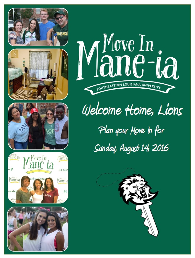 Move In Mane-ia Guide 2016
