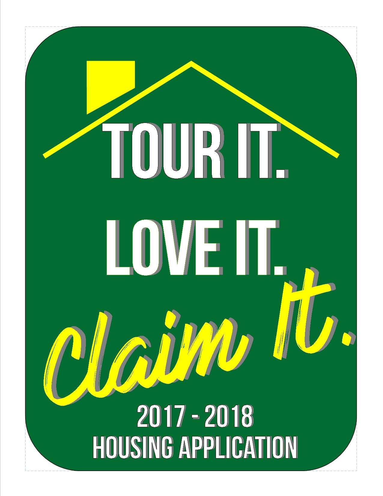 Tour it, love it, claim it