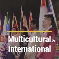 Multicultural & International  Student Affairs