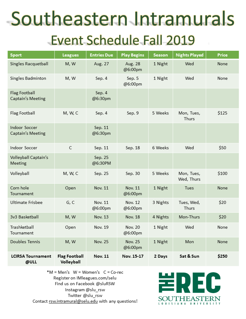 Intramural_Event_Calendar_Fall_2019