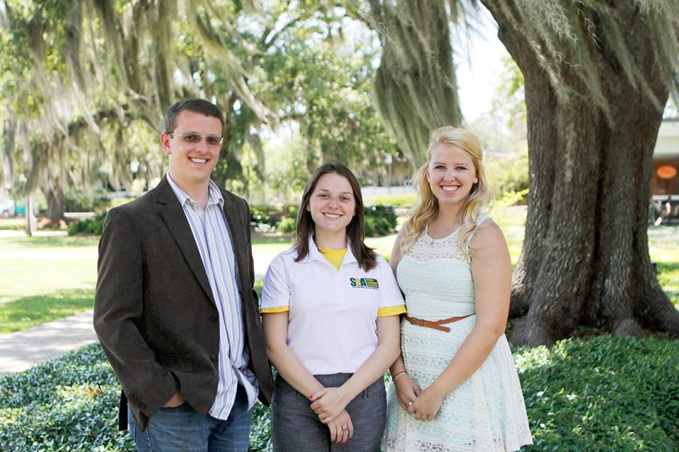 SGA Executive Board