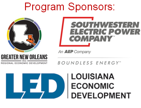 LIDEA 2018 Program Sponsors logos