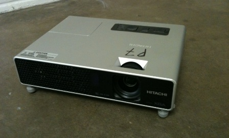 New Projector Hitachi CPX5