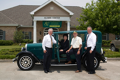 Alumni Association Car