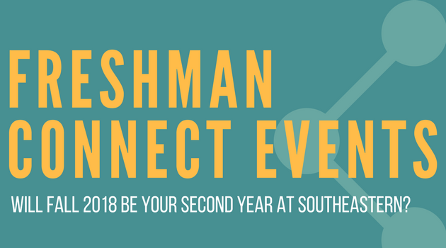 Freshman Connect Events