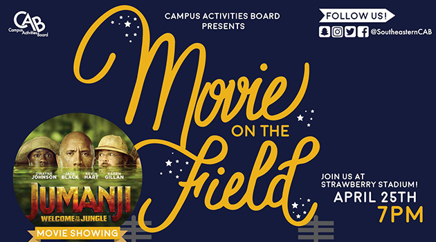 Movie on the Field