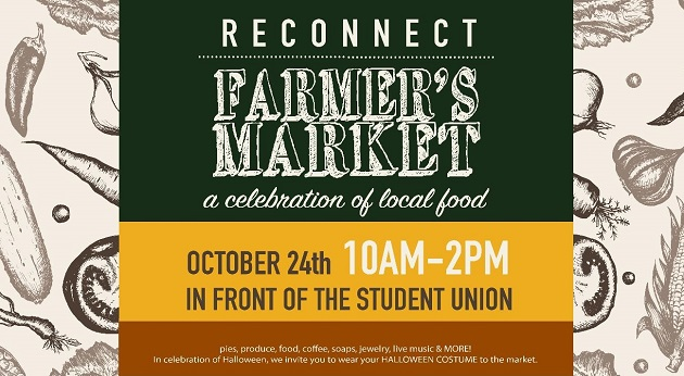 Reconnect Farmer's Market