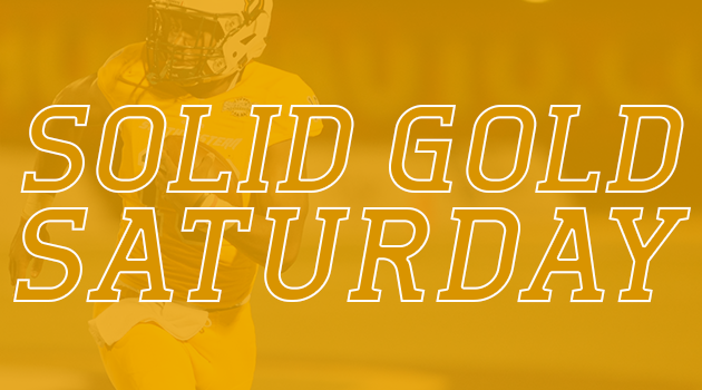 Solid Gold Saturday