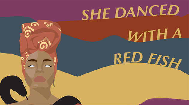She Danced with a Red Fish