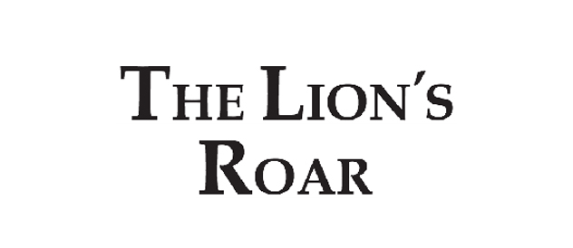 The Lion's Roar Newspaper