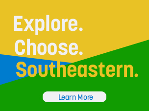 Explore. Choose. Southeastern.