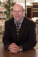 Photo of Library Director, Eric Johnson