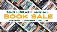 Book Sale NLW