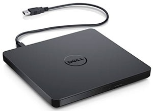 Portable CD/DVD Drive