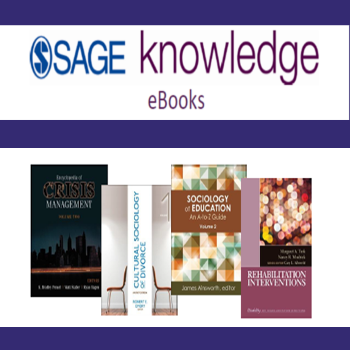 Sage Knowledge eBooks