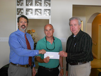 Entergy makes donation to Turtle Cove