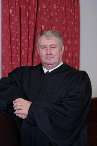 Judge James E. Kuhn