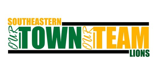 Our Town, Our Team logo