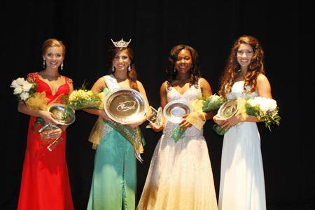 Miss Southeastern 2014 winners