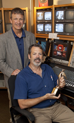 Southeastern Channel receives Telly Award