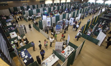 Career Fair overview