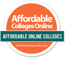 Affordable Colleges logo