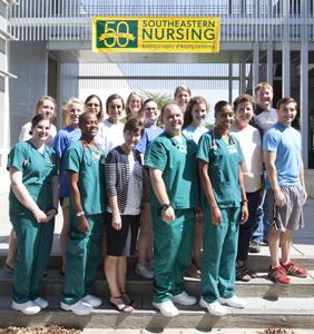 Nursing program celebrates fifty years