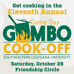 Gumbo Day Cook Off