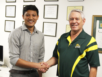 Sports Journalism scholarship established